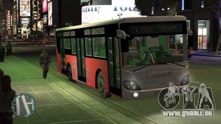 Daewoo BC211MA Baku pour GTA 4