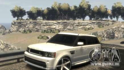 Range Rover Sport 2013 für GTA 4