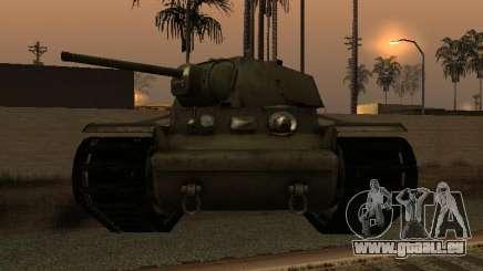 KV-1 für GTA San Andreas