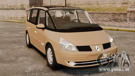 Renault Espace IV Initiale pour GTA 4