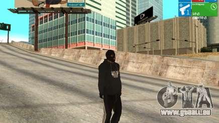 Bösewicht für GTA San Andreas