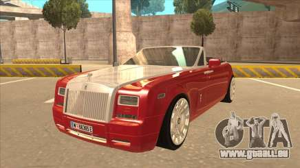 Rolls Royce Phantom Drophead Coupe 2013 pour GTA San Andreas