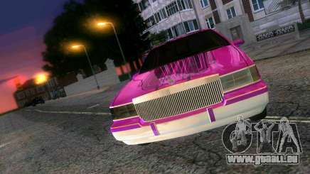 Cadillac Fleetwood Coupe für GTA Vice City