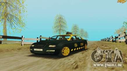 Taxi de Mercenaries 2 pour GTA San Andreas
