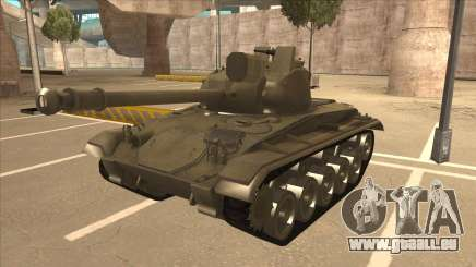 M41A3 Walker Bulldog pour GTA San Andreas