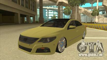 VW Passat CC für GTA San Andreas