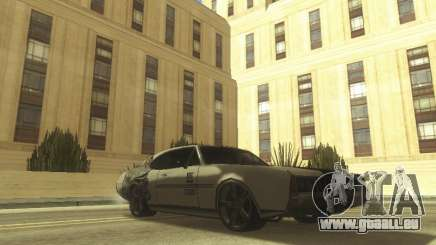 Clover Modified für GTA San Andreas