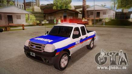 Ford Ranger 2011 Province of Buenos Aires Police pour GTA San Andreas
