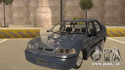Fiat Siena Ex für GTA San Andreas
