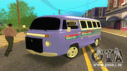 VW Kombi ESCOLAR für GTA San Andreas