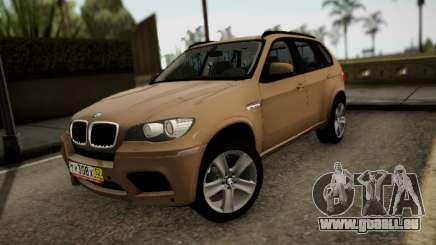 BMW X5M pour GTA San Andreas