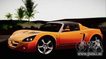 Opel Speedster Turbo 2004 pour GTA San Andreas