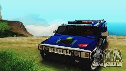 Hummer H2 G.E.O.S. pour GTA San Andreas