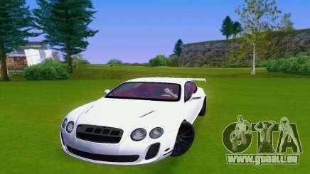 Bentley Continental Extremesports pour GTA San Andreas