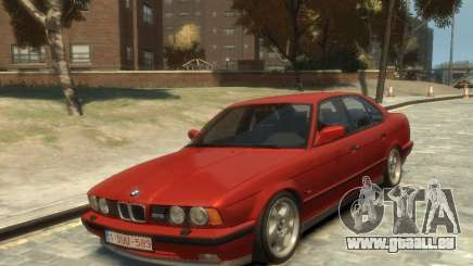 BMW M5 E34 für GTA 4