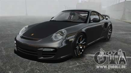 Porsche 997 GT2 2012 Simple version pour GTA 4