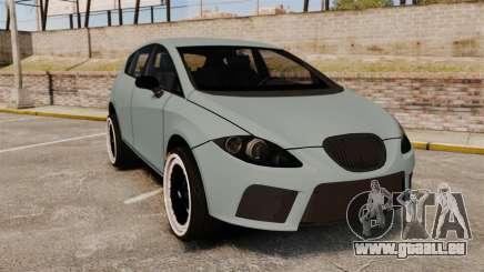 Seat Leon Gtaciyiz pour GTA 4