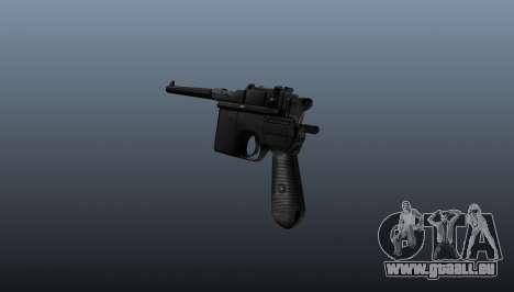 Mauser Pistol v2 für GTA 4 Sekunden Bildschirm