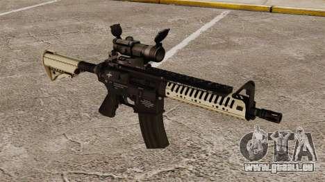 Automatique carabine M4 VLTOR v4 pour GTA 4