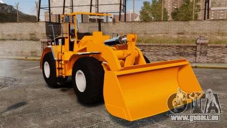 Radlader Caterpillar 966 g VR für GTA 4
