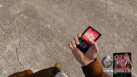 Themen für Telefon-Schokoriegel für GTA 4