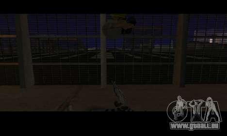DeadPool Mod pour GTA San Andreas sixième écran