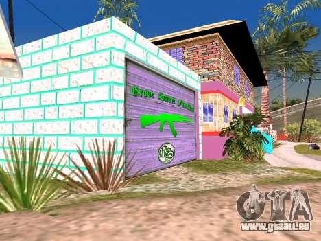 Texture de Karl House pour GTA San Andreas cinquième écran