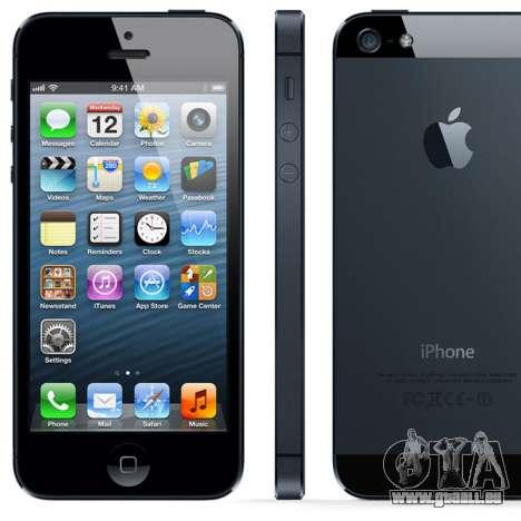 GTA V to SA: Iphone 5 pour GTA San Andreas deuxième écran