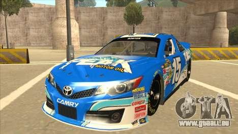 Toyota Camry NASCAR No. 15 Peak für GTA San Andreas