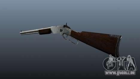 Winchester Repeater v2 pour GTA 4 secondes d'écran