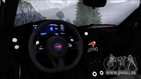McLaren P1 2014 für GTA San Andreas