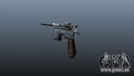 V1 Pistolet Mauser pour GTA 4 secondes d'écran
