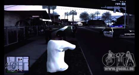 LifeSecond (Slowmotion Mod) pour GTA San Andreas