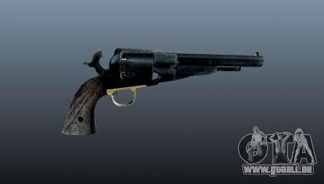 Remington revolver v1 pour GTA 4 troisième écran
