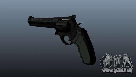 Taurus Raging Bull Revolver pour GTA 4 secondes d'écran