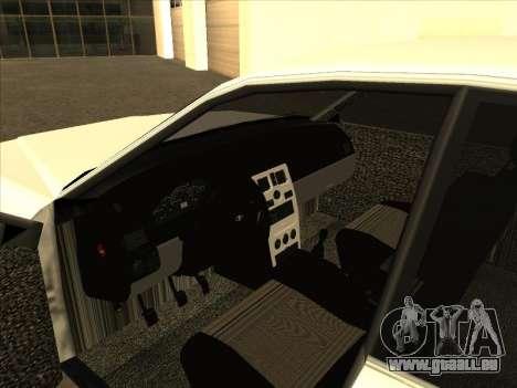 New Merit pour GTA San Andreas vue arrière