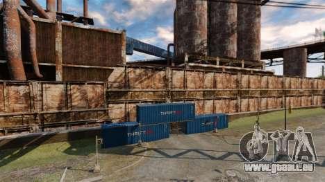 Une base défensive pour GTA 4 quatrième écran