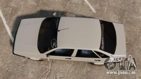 Fiat Tempra SX.A für GTA 4 rechte Ansicht