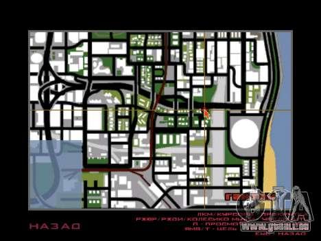 Innen 2-stöckige Neubau CJ für GTA San Andreas zwölften Screenshot