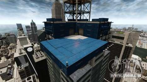 Penthouse v2.0 pour GTA 4 secondes d'écran