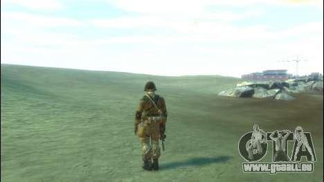 Un soldat russe v 2.0 pour GTA 4 troisième écran