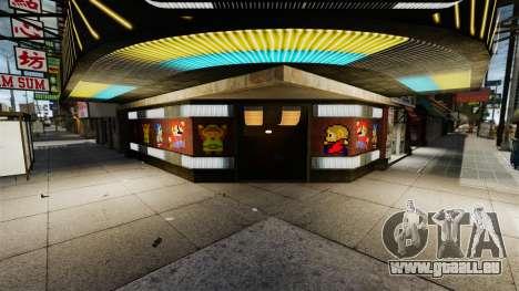 Real Filialen v2 für GTA 4 siebten Screenshot