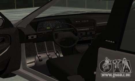VAZ 2113 für GTA San Andreas linke Ansicht