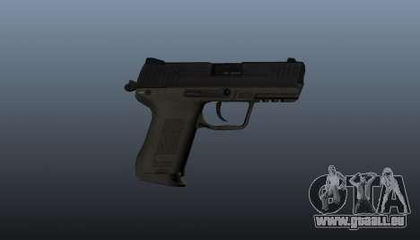 Pistolet HK45C v2 pour GTA 4 troisième écran