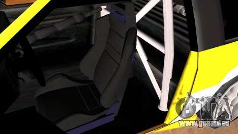 New Blista Compact pour GTA San Andreas vue de droite