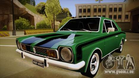 Ford Corcel GT 1975 pour GTA San Andreas