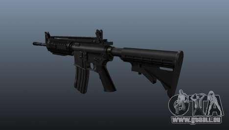 Carabine M4A1 RIS pour GTA 4 secondes d'écran