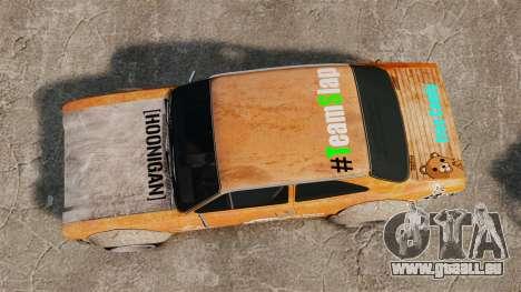 Ford Escort Mk1 Rust Rod pour GTA 4 est un droit