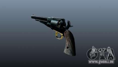 Remington-Revolver-v1 für GTA 4 Sekunden Bildschirm