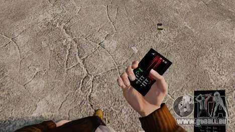 Goth Rock Themes für dein Handy für GTA 4 Zehntel Screenshot
